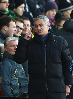 Mourinho: There's a 'clear  campaign' against Chelsea