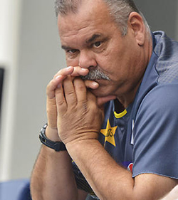 Aussie Whatmore new Zimbabwe cricket coach