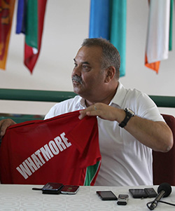 Whatmore confirmed new cricket coach