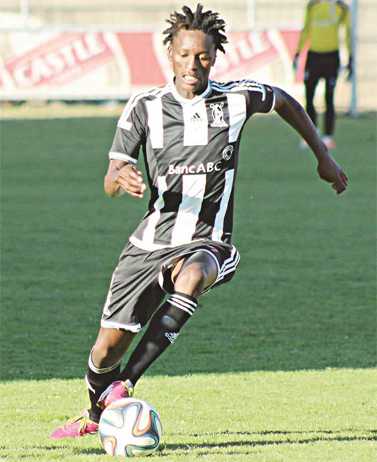 Striker Sibanda leaves Highlanders for Zambia?