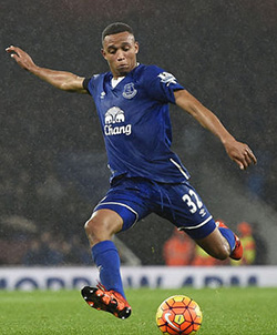 Everton coach praises Zimbabwe-born Galloway