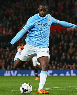 Mancini: I  want Yaya Toure at Inter Milan