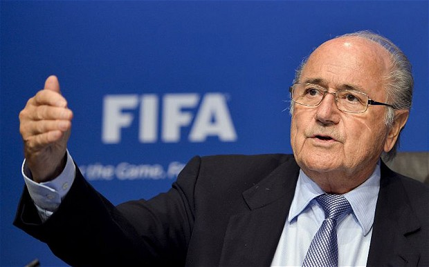 Blatter slams media negativity after African Nations Cup  violence