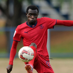Cosmos Zim striker  heads for Swiss trials