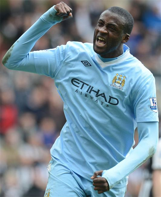 Toure  cannot return quickly enough for stumbling Man City  Manchester City struggling in his absence … Yaya Toure lifts Africa Cup of Nations