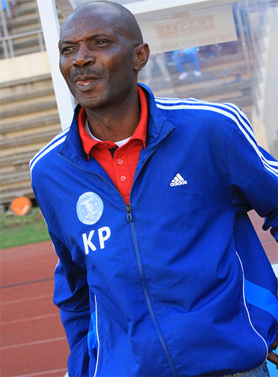 Pasuwa takes Dynamos to court over $22,000  Demanding his dues … Former Dynamos coach Callisto Pasuwa (left)