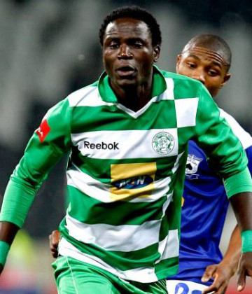 Mutuma  delighted with Caps switch  I did not have  to crack my head to come to Caps United … Roderick Mutuma