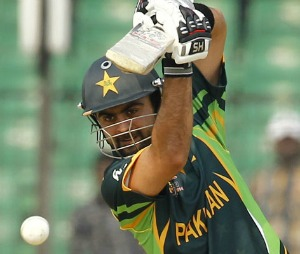 Pakistan's Ahmed Shehzad cleared for Zim clash