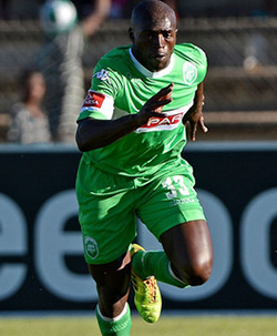 South Africa AmaZulu suspend Warriors defender Nyadombo
