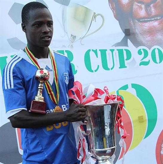 Dynamos lift Bob91 Cup in violence marred tie
