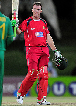 Sad Taylor to  miss playing for Zimbabwe