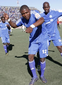 Dynamos edge rivals Caps United