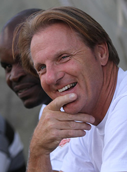 Caps coach Harrison unfazed by defeat