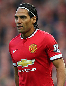 Falcao hints at need to move on from Manchester United