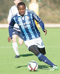 Nyasha  Mushekwi seals deal to join Swedish side  Agreed short term contract with Sweidish side … Nyasha Mushekwi
