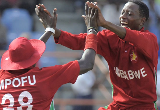 Zimbabwe to tour Pakistan for ODI series