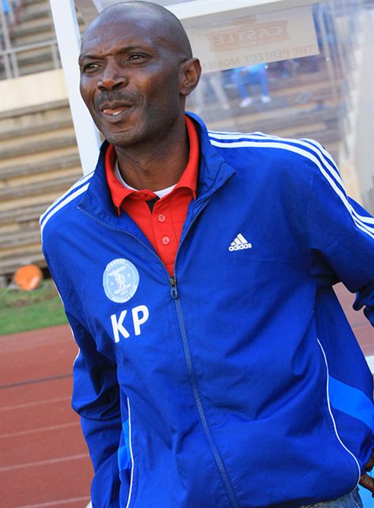 Pasuwa  targets decent Warriors Cosafa Cup run