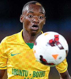 Mamelodi  Sundowns' Billiat targets top-two finish