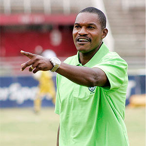 FC Platinum's Mapeza keeping the faith