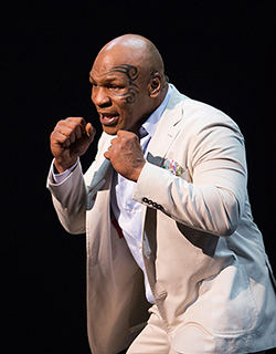Mike Tyson: 'Floyd Mayweather is delusional; he is a small, scared man'