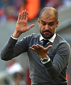 Pep Guardiola rules out Manchester City move  Not planning to join Manchester City … Bayern Munich coach Pep Guardiola