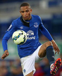 Zimbabwe-born Everton defender  Brendan Galloway revels in 'dream' debut