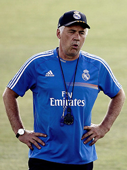 Real Madrid sack manager Carlo Ancelotti