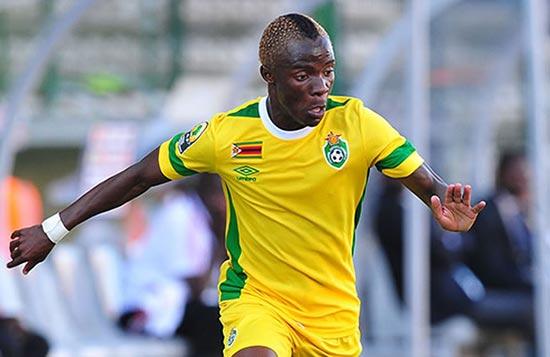 Pfumbizai joins camp for Swaziland showdown  Available for game against Swaziland … Ronald Pfumbidzai