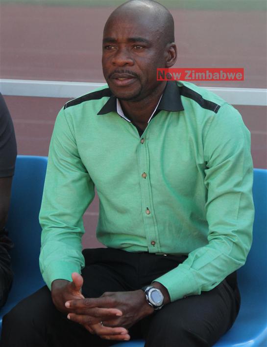 Kaindu's Triangle a real title threat  Having a good season … Triangle players celebrate thier goal against Dynamos