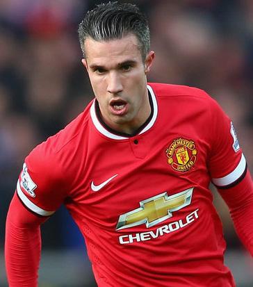 Robin van Persie: Man Utd will spend £200 million this summer