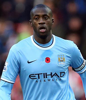 Inter coach  Roberto Mancini remains keen on signing Yaya Toure