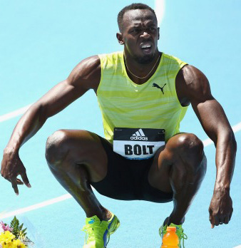 Are Usain Bolt's best days behind him? Sprint legend's toils suggest  trouble ahead
