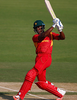 Zimbabwe  dealt Sibanda injury scare  Downplayed the injury and expects the player to recover soon … coach Dav Whatmore