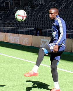 Nyasha Mushekwi eyes big move – from Sweden