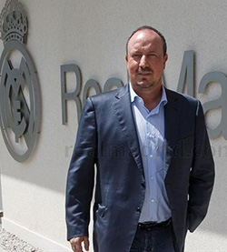 Rafael  Benitez: No rift at Real Madrid and Sergio Ramos is part of my plans
