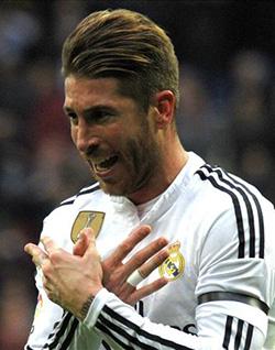 Sergio Ramos: Manchester United bid £28.6m for Real Madrid  man