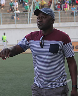 Masomere  unhappy despite How Mine win against Hwange