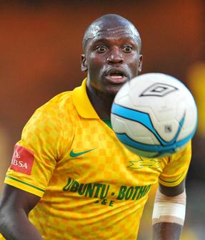 Sundowns  striker Malajila wants more titles