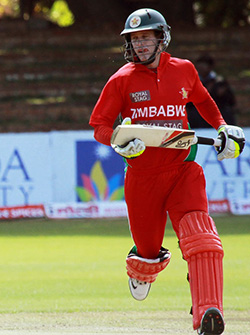Zimbabwe make four changes for India ODI series