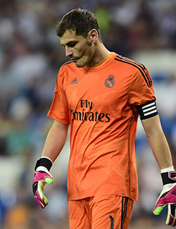 Madrid President Perez denies Casillas was pushed out