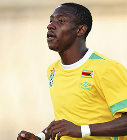 SA's Maritzburg table offer for Zimbabwean forward Rusike