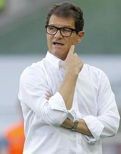 Fabio Capello sacked as Russia head coach