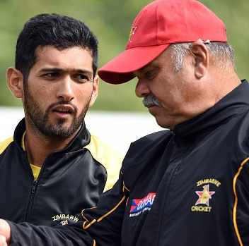 We've got the potential, says Zimbabwe coach Whatmore