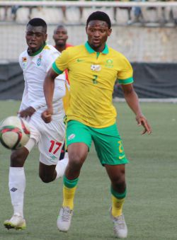 Young  Warriors draw 1-1 with South Africa in pathetic home display