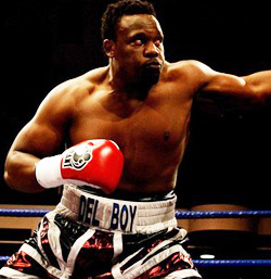 Dereck Chisora: 'I've got my mojo back'