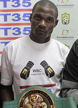 Triumphant boxer Manyuchi's has passport and trophy seized by airport  officials