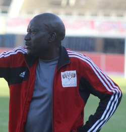 Dynamos have fired coach Mandigora after only seven months at the helm