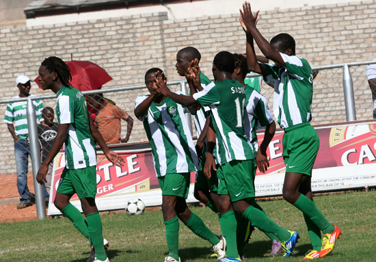 Platinum get  easy Chibuku Cup defence start