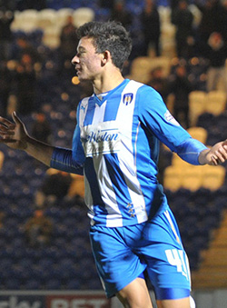 Bonne braced  for biggest-ever season with Colchester