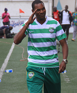 Mapeza's FC Platinum stun Highlanders at Barbourfields  Blamed defensive lapses for the defeat … Highlanders coach Bongani Mafu